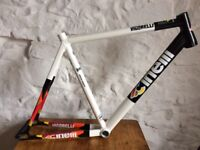 Cinelli Vigorelli HSL track frameset. New and boxed.