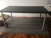 Table / Desk Dark Brown Ikea