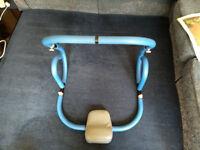 Abs Roller - Abdominal Crunch Sit Up Machine