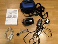 Panasonic SDR-T70 4 GB Camcorder/Video camera- Excellent condition, high quality recordings.
