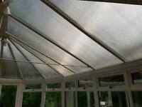 Two Used conservatories for sale
