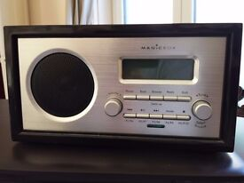 Magicbox Cleaver internet radio.