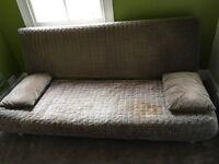 Ikea Sofabed Beddinge Lovas brown