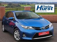 Toyota Auris ICON VALVEMATIC (blue) 2014-02-27