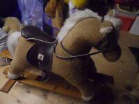 Mama's & Pappa's Rocking Horse