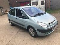 Citroen Picasso 2 litre hdi DIESEL, YEARS MOT, NO FAULTS, OPEN TO SENSIBLE OFFERS