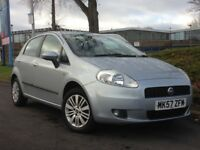 2007 FIAT GRAND PUNTO 1.2 5 DOOR **EXCELLENT CONDITION CHEAP TO RUN**