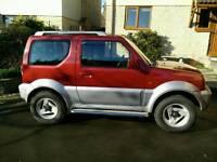 Suzuki Jimny mode 2004
