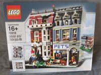 Lego Pet Shop 10218 BNIB