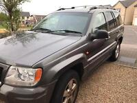 Jeep Grand Cherokee 2.7l diesel