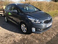 Kia Carens MPV MK 4 1.7 CRDi 2 (s/s) 5dr Immaculate condition 22,000 miles only
