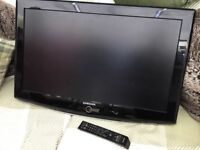"Samsung 32"" HD Freeview tv. EXCELLENT CONDITION. From smoke free home"