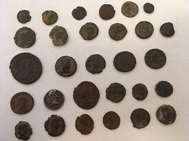 *AMAZING* ROMAN COIN COLLECTION