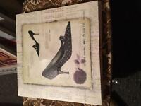 Shoe Canvasses