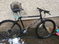 Edinburgh cycle Gents Mountain Bikes from £30 - £50 Gents or boys hardtail mountain bike male