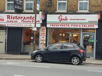 A running italian Restaurants for Sale