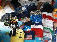 Job lot boys clothes 4-12y