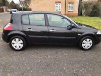 2005 Renault Megane 1.6 VVT Oasis 5dr Manual @07445775115