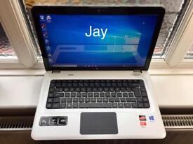 HP HD 4GB Ram Fast Like New Laptop 320GB,Window10,Microsoft office,Ready to use