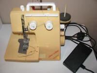 Coverstitch and Chain Stitch Sewing Machine - Bernina