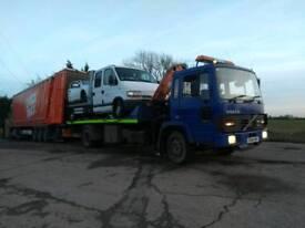 Cars vans lorries trucks plant all wanted