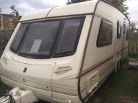 5 BERTH TWIN WHEEL ABBY SPECTRUM END BEDROOM AND WE CAN DELIVER