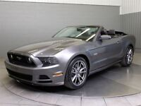 2014 Ford Mustang GT CONVERTIBLE CUIR BREMBO