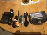 Panasonic digital video camera NV-DS65