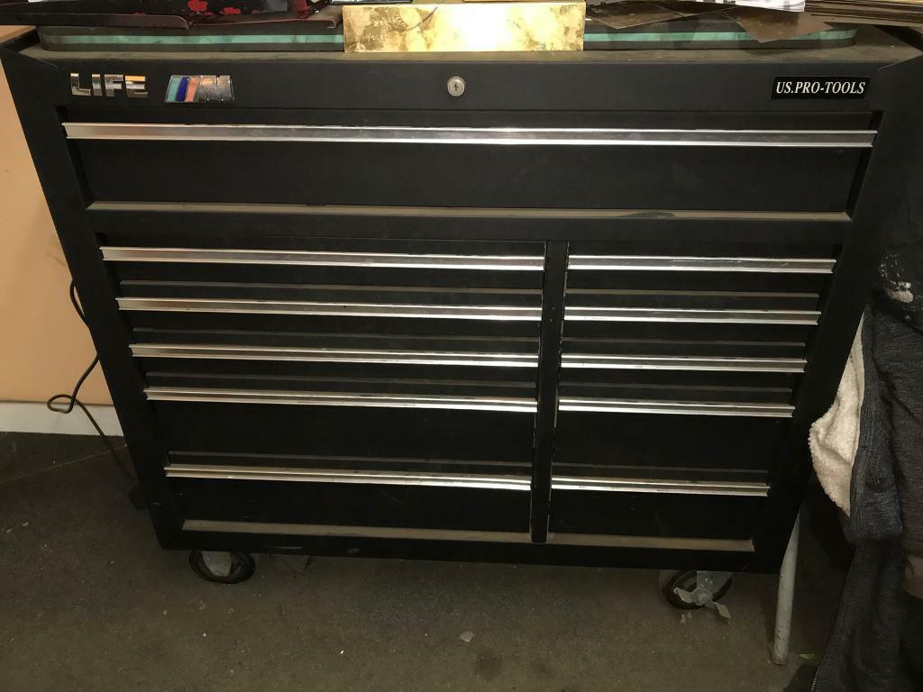 !!!!BIG ROLLER CAB US PRO TOOLBOX!!!!