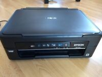 EPSON XP-225 WiFi Printer and Scanner (inc. spare cartridges)