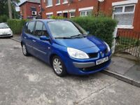 2007 Renault scenic 1.6 excellent condition, only 95k