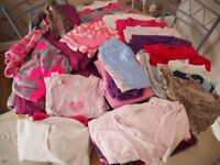 Bundle of girls' clothes 2-3 years
