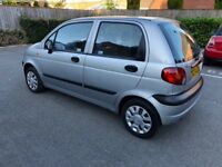 Daewoo Matiz Extra 1.0 5 Doors Hatchback Economical Cheap Car