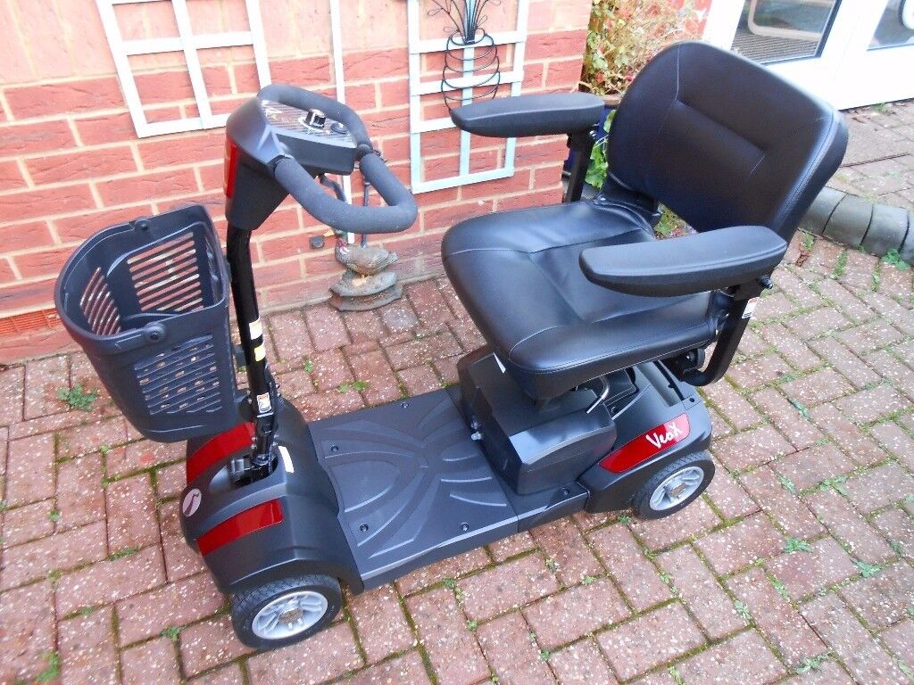 Mobility scooter Rascal Veo X near immaculate New Batteries