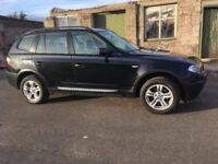 BMW X3 2.0SE petrol