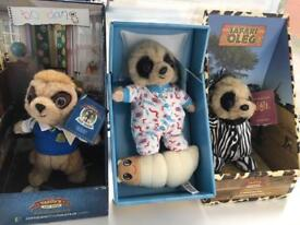 Meerkats £8 each or all 3 for £20 DENTON