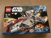 Lego Starwars 7964 republic frigate