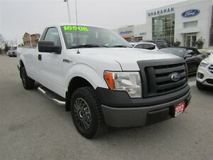 2012 Ford F-150 XL | RUNNING BOARDS | TRAILER HITCH |