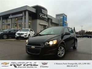 2016 Chevrolet Sonic LT * 5DR * BLUETOOTH * REMOTE START