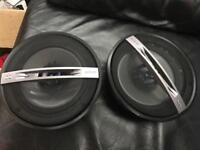 Sony 6.5 inch speakers