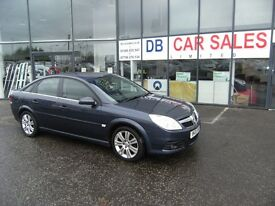 DIESEL !!! 2006 06 VAUXHALL VECTRA 1.9 EXCLUSIV CDTI 8V 5D 120 BHP *** GUARANTEED FINANCE ***