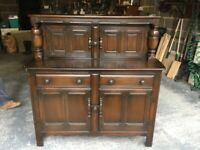 Ercol Buffet Old Colonial Sideboard 1979