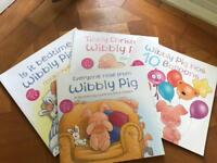 Wibbly Pig Books