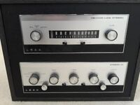 Vintage Leak Stereo 30 Amplifier and Trough Line Tuner