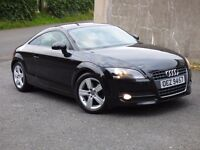 Low milage Sept 2007 Audi TT 2.0 FSI Auto, only 35k & fsh ,trade in considered,credit cards accepted