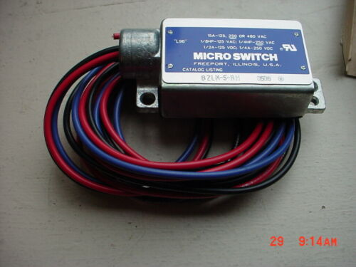Honeywell BZLN-RH5 Micro Switch