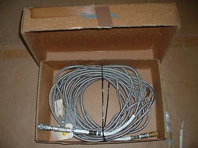 Swagelok Flexible Metal Hose Pn Ss-fl4sl4pm4-600h