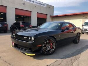 2017 Dodge Challenger SRT HELLCAT**LEATHER**SUPERCHARGED**ONLY 7