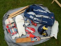 Boys/Youth Cricket equipment