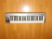 M-Audio Evolution ekeys 49 MIDI USB Keyboard Controller